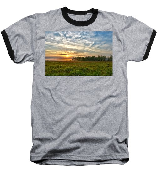 Dintelse Gorzen Sunset Baseball T-Shirt