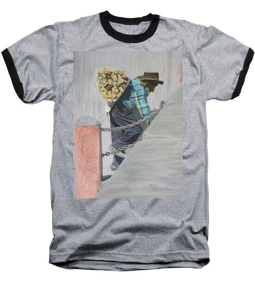 Dios Fortelezca Baseball T-Shirt