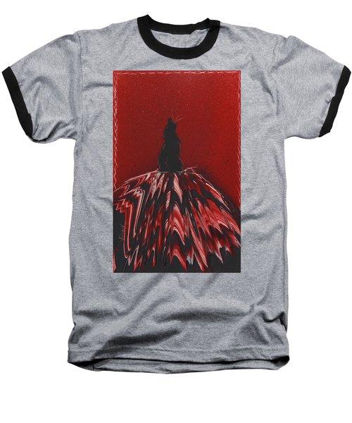 Dire Wolf Baseball T-Shirt