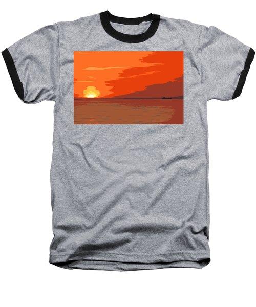 Direct Hit Baseball T-Shirt