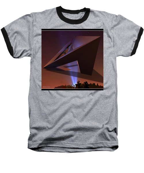 Dirigible Hunter Baseball T-Shirt