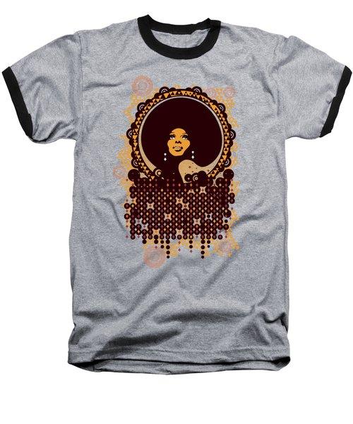 Disco Diva Baseball T-Shirt