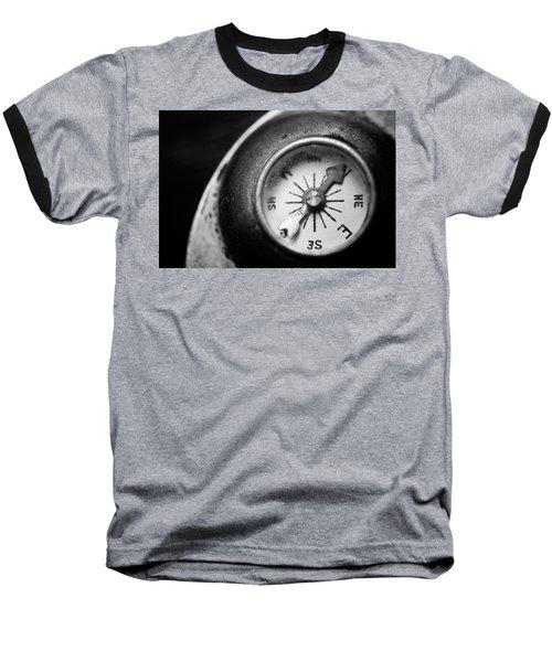 Discovering My Compass Baseball T-Shirt