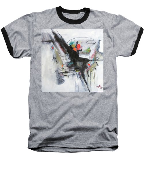 Discovery Two Baseball T-Shirt