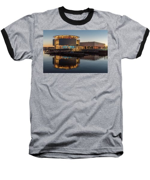Discovery World Baseball T-Shirt by Randy Scherkenbach
