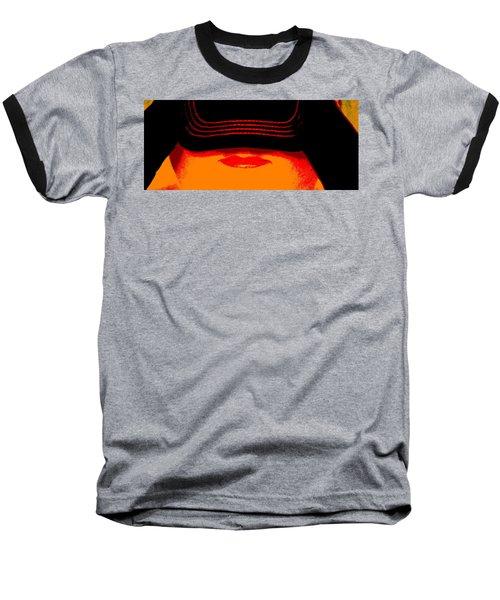 Discretion Baseball T-Shirt