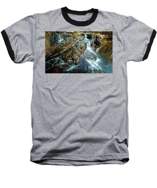 Dismal Creek Falls #2 Baseball T-Shirt