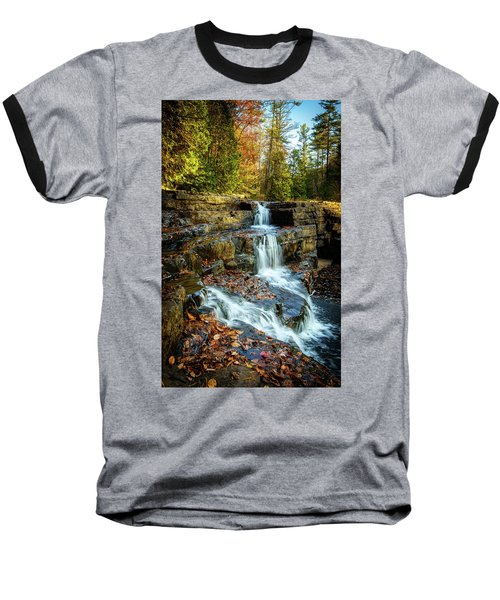 Dismal Falls #3 Baseball T-Shirt