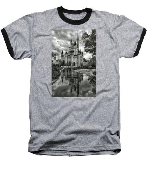 Disney Reflections Baseball T-Shirt by Nikki McInnes