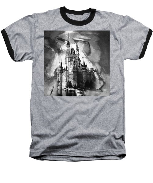 Disney World 031 Baseball T-Shirt