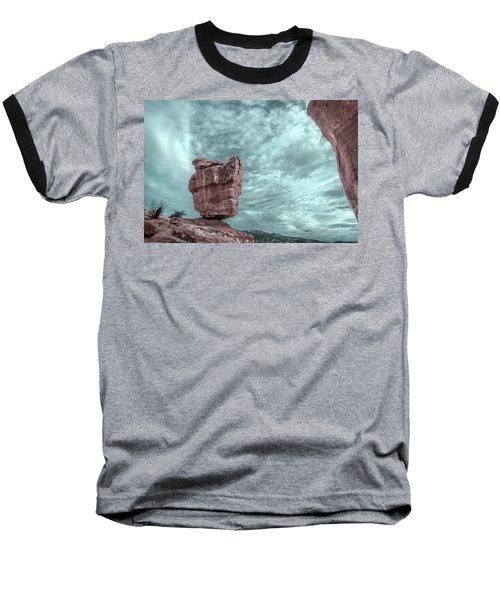 Disparate Colors  Baseball T-Shirt