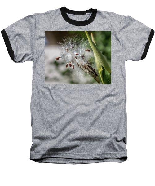 Dispersing Seeds Baseball T-Shirt