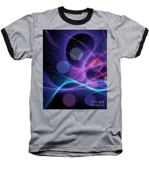 Dissolving Dreams Baseball T-Shirt