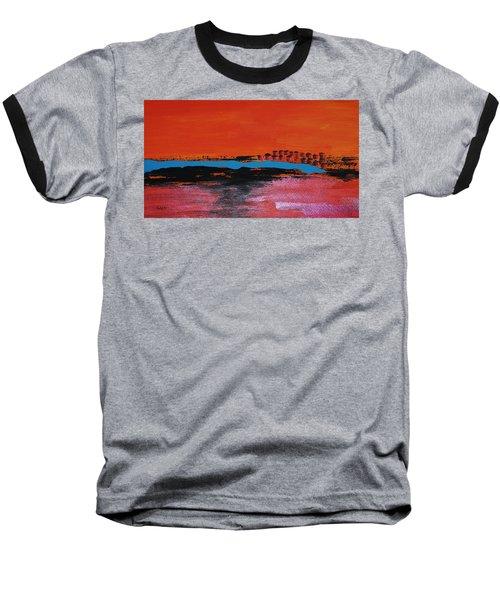 Distant City Baseball T-Shirt