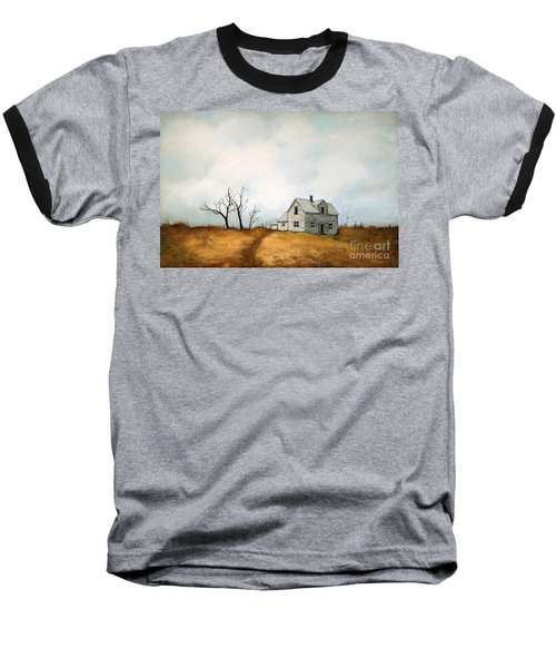Distant Baseball T-Shirt