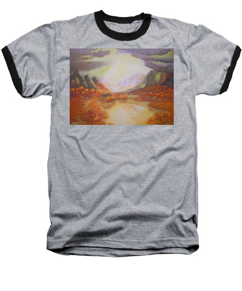 Distant Light Baseball T-Shirt
