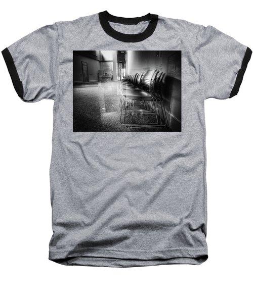 Distant Looks Baseball T-Shirt