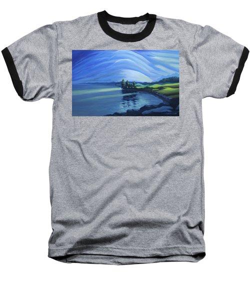 Distant Thunder Baseball T-Shirt