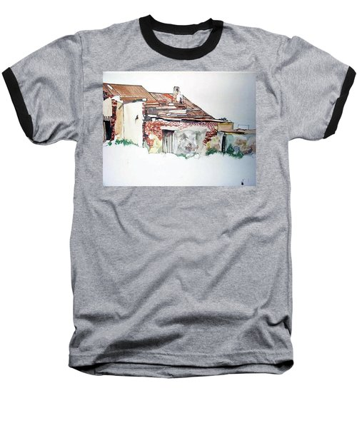 District 6 No1 Baseball T-Shirt by Tim Johnson