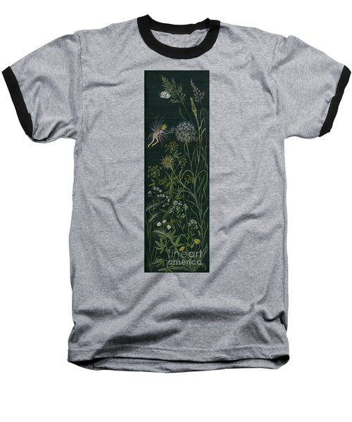 Ditchweed Fairy Grasses Baseball T-Shirt