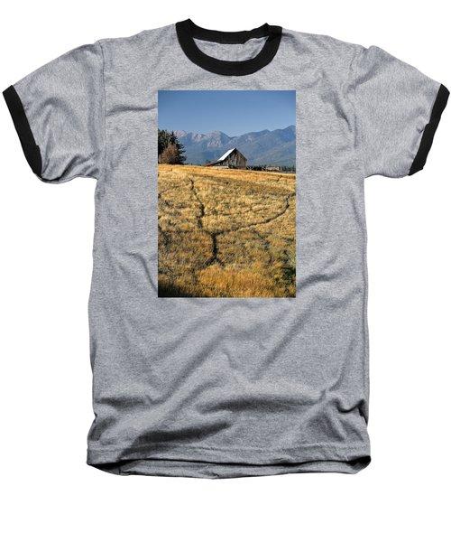 Divergence Baseball T-Shirt