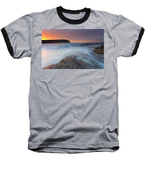 Divided Tides Baseball T-Shirt