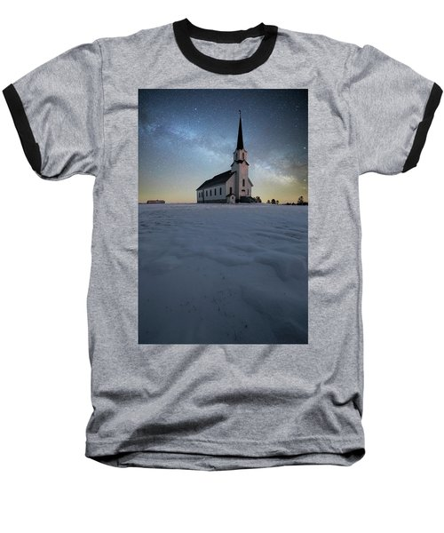 Baseball T-Shirt featuring the photograph Divine by Aaron J Groen