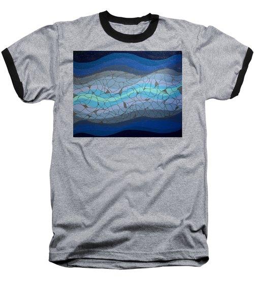 Divine Flow Baseball T-Shirt