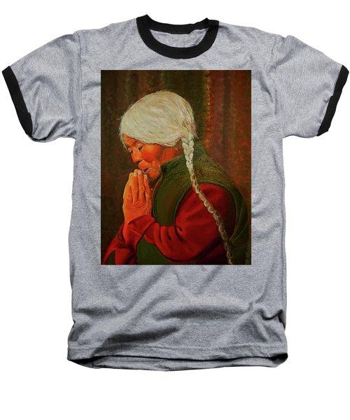 Divine Power Of Prayer Baseball T-Shirt