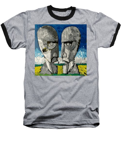 Division Bell Baseball T-Shirt