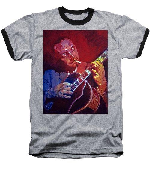 Django Sweet Lowdown Baseball T-Shirt
