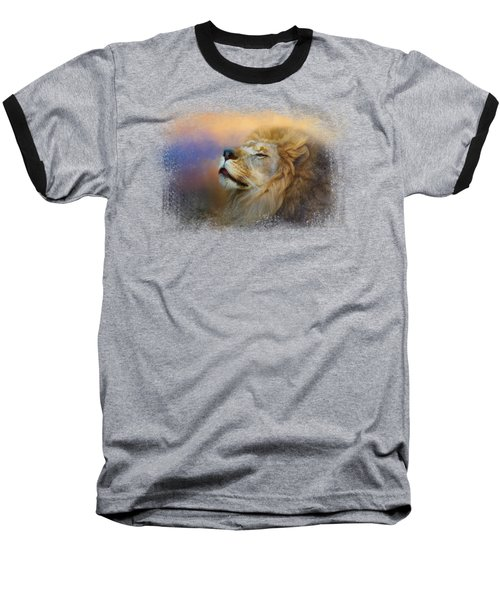 Do Lions Go To Heaven? Baseball T-Shirt
