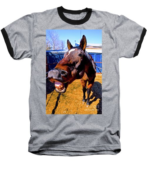 Do You Have A Treat For Me? Baseball T-Shirt