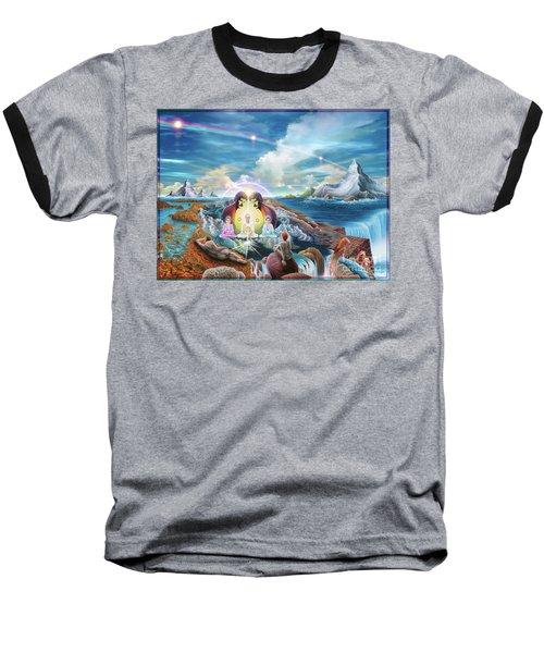 Do You Have A Vision Baseball T-Shirt