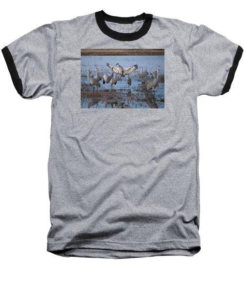 Do You Wanna Dance? Baseball T-Shirt