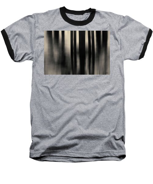 Baseball T-Shirt featuring the photograph Dock And Reflection I Toned by David Gordon