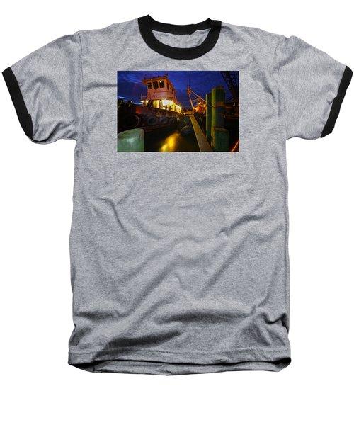 Dock Side Baseball T-Shirt