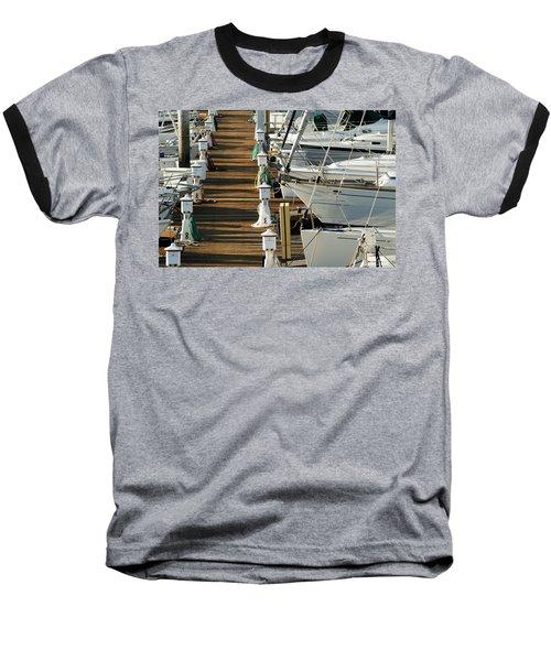 Dock Walk Baseball T-Shirt