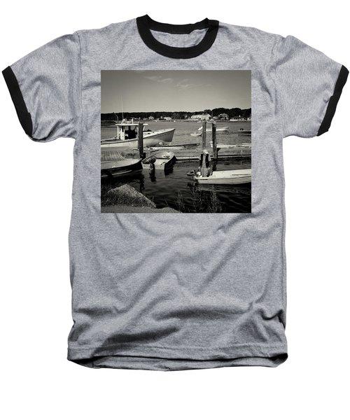 Dock Work Baseball T-Shirt