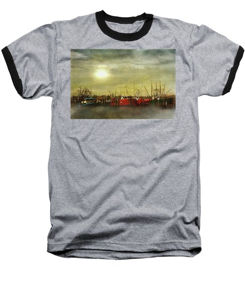 Docked Baseball T-Shirt