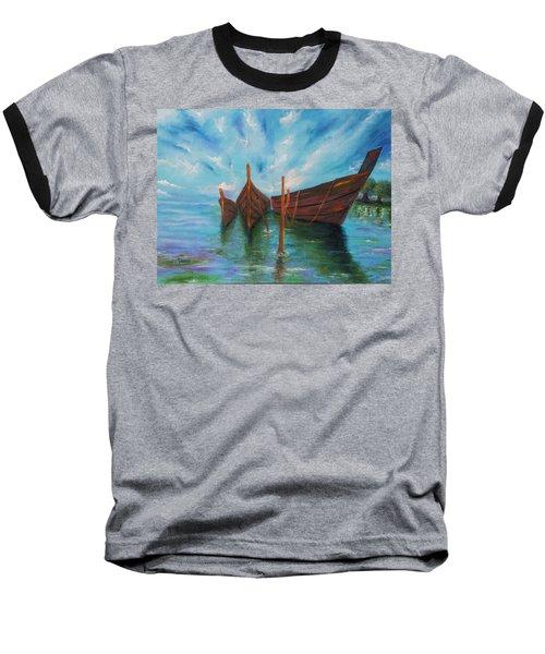Docking Baseball T-Shirt