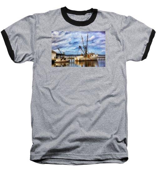 Dockside Baseball T-Shirt by Denis Lemay