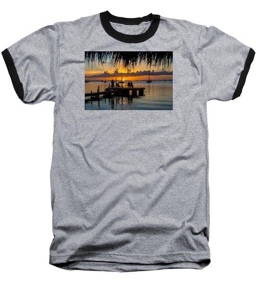 Docktime Baseball T-Shirt
