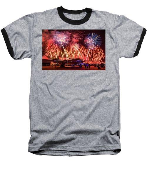Doc's Fireworks Baseball T-Shirt