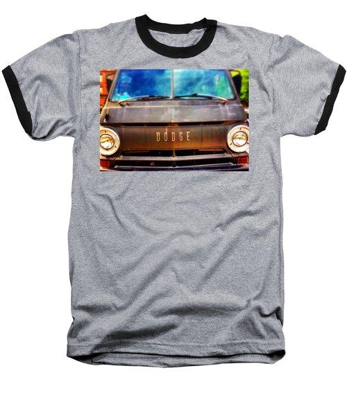 Dodge In Town Baseball T-Shirt