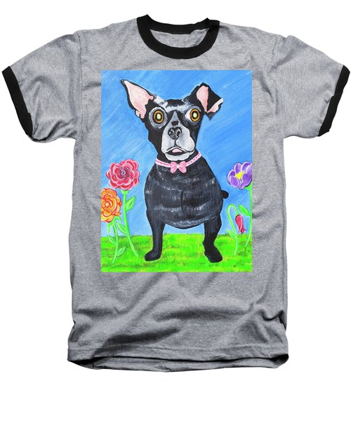 Doggone Delightful Baseball T-Shirt