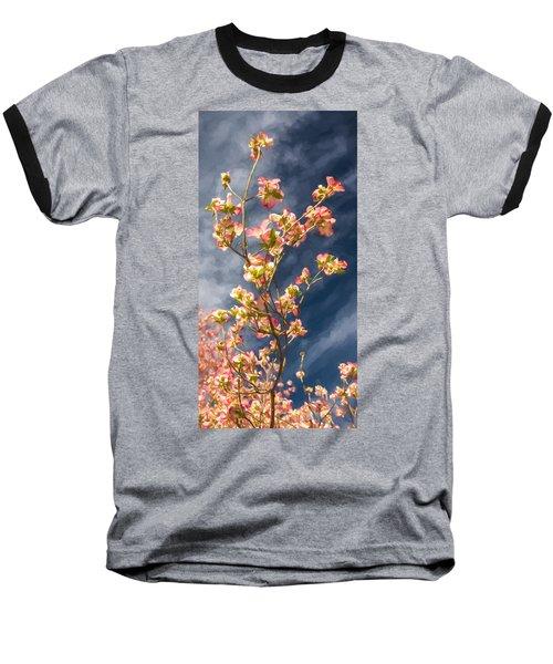 Dogwood 5 Baseball T-Shirt