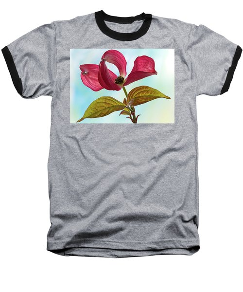 Dogwood Ballet 4 Baseball T-Shirt