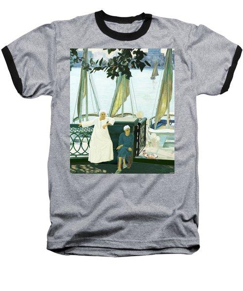 Dok Dok Landing Stage Baseball T-Shirt