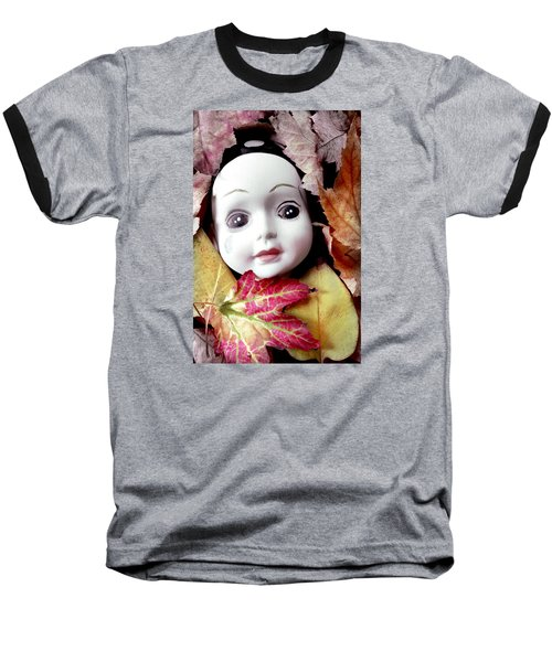 Doll Baseball T-Shirt
